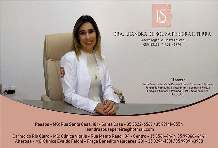 Dra. Leandra De Souza Pereira E Terra - CRM 53116