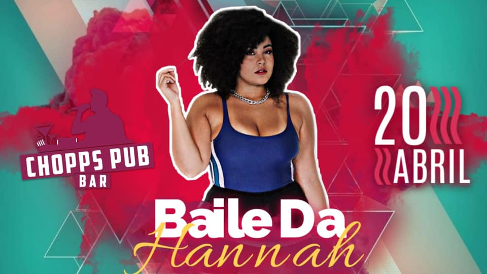 Chopps Pub Bar - BAILE DA HANNAH