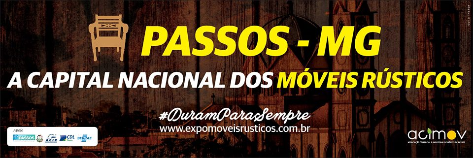 Parque de Exposições - 3ª Expo Móveis Rústicos / De 27 a 30 de Junho