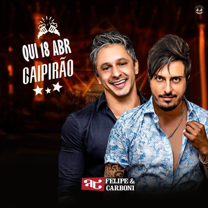 Caipirão - Felipe e Carboni