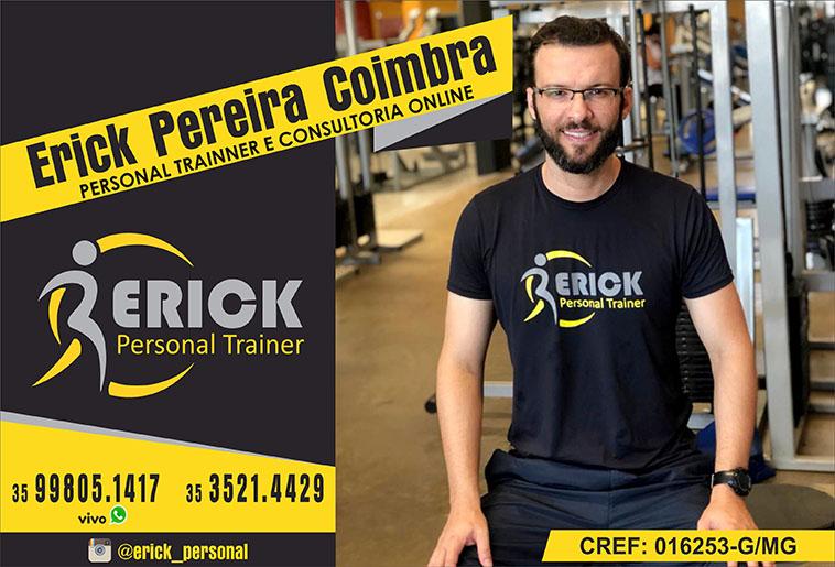 Erick Pereira - Personal Trainer