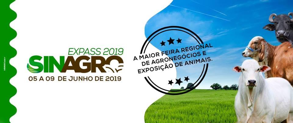 Parque de Exposições - Expass Sinagro 2019 (5 a 9 de Junho)