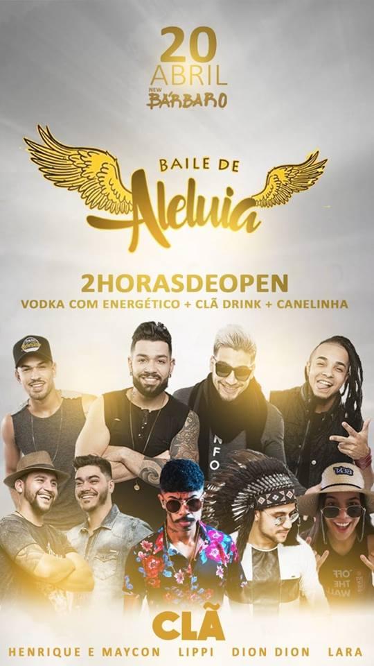 New Bárbaro - Baile do Clã