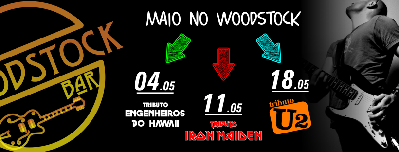 Woodstock Bar - Tributo U2