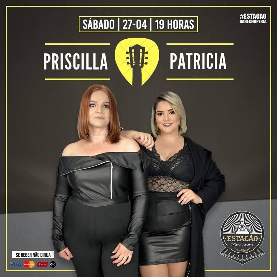 Estação Bar e Choperia - Priscilla e Patricia / São Sebastião do Paraíso-MG