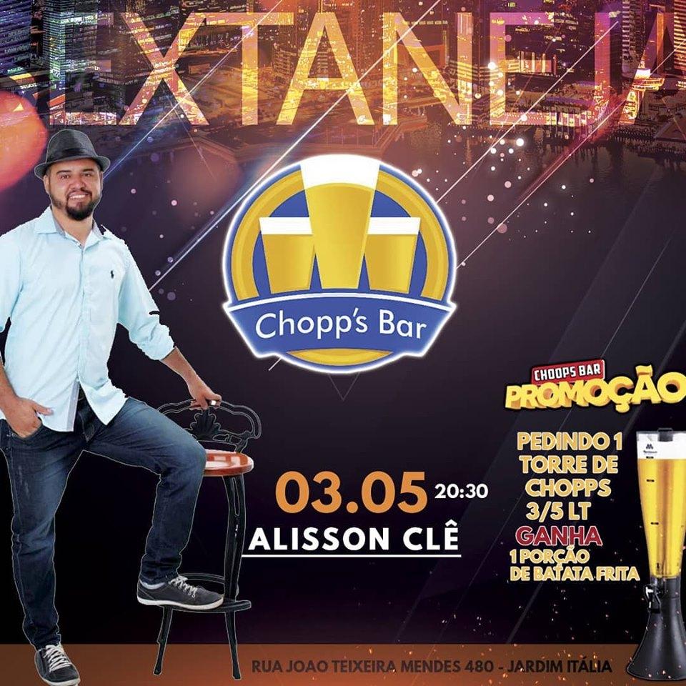 Chopp's Bar - Alisson Clê