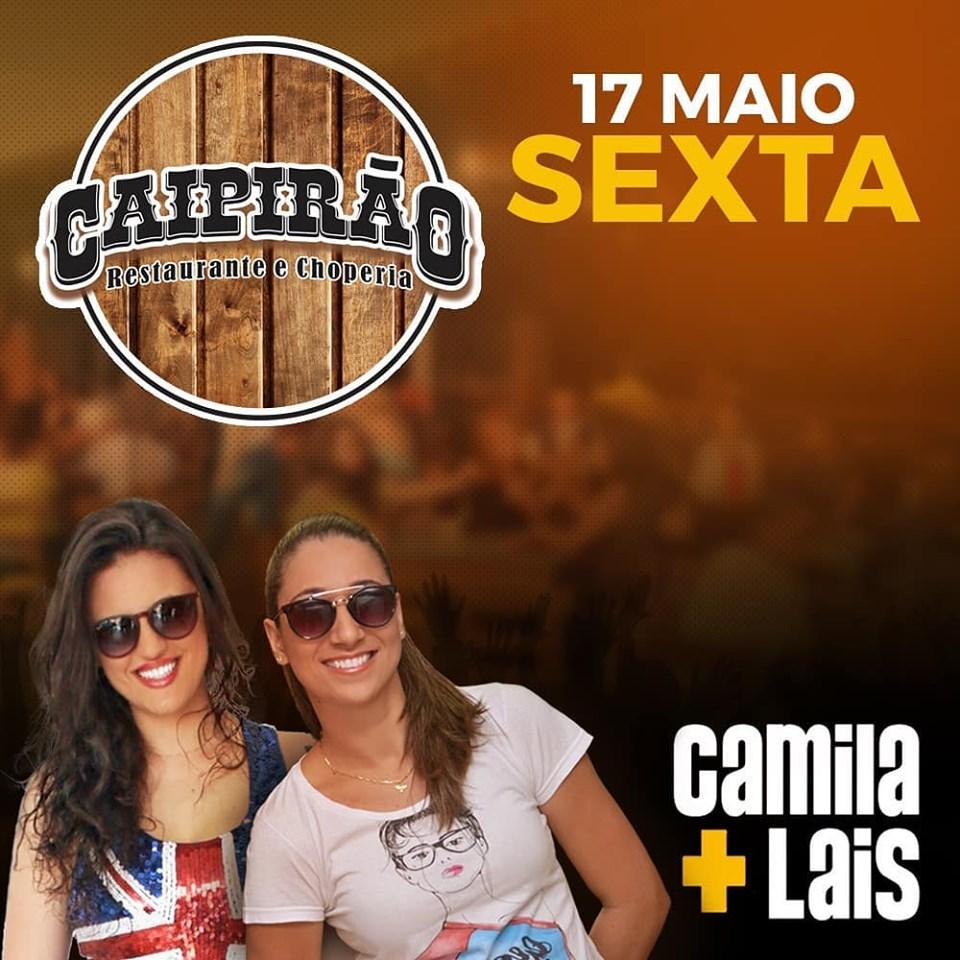 Caipirão - Camila e Laís