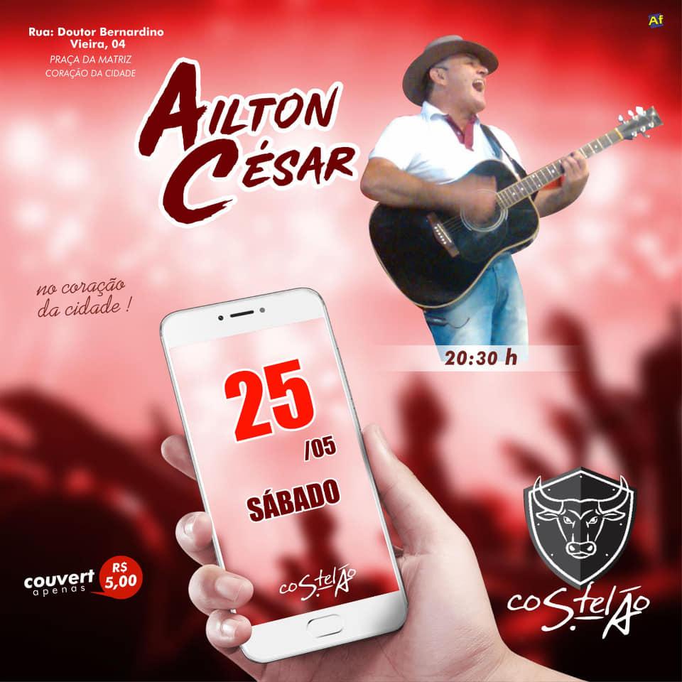Costelão - Ailton César