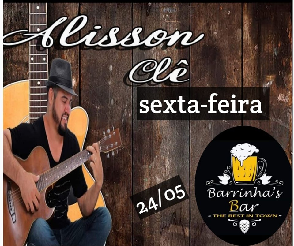 Barrinha's Bar - Alisson Clê