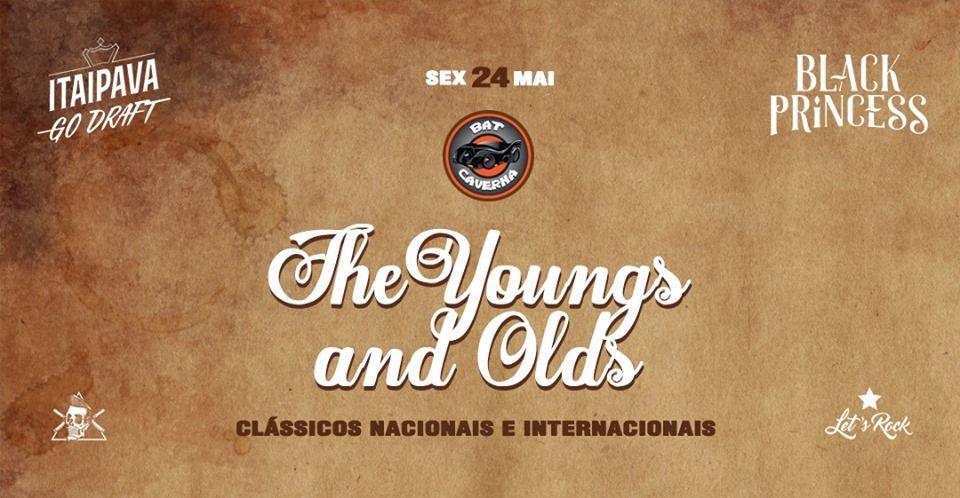Bat Caverna - Car Wash & Beer - The Youngs and Olds - Classic Rock