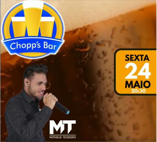 Chopp's Bar - Matheus Teodoro