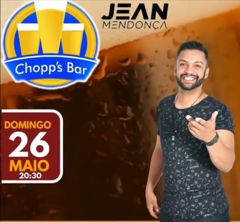 Chopp's Bar - Jean Mendonça
