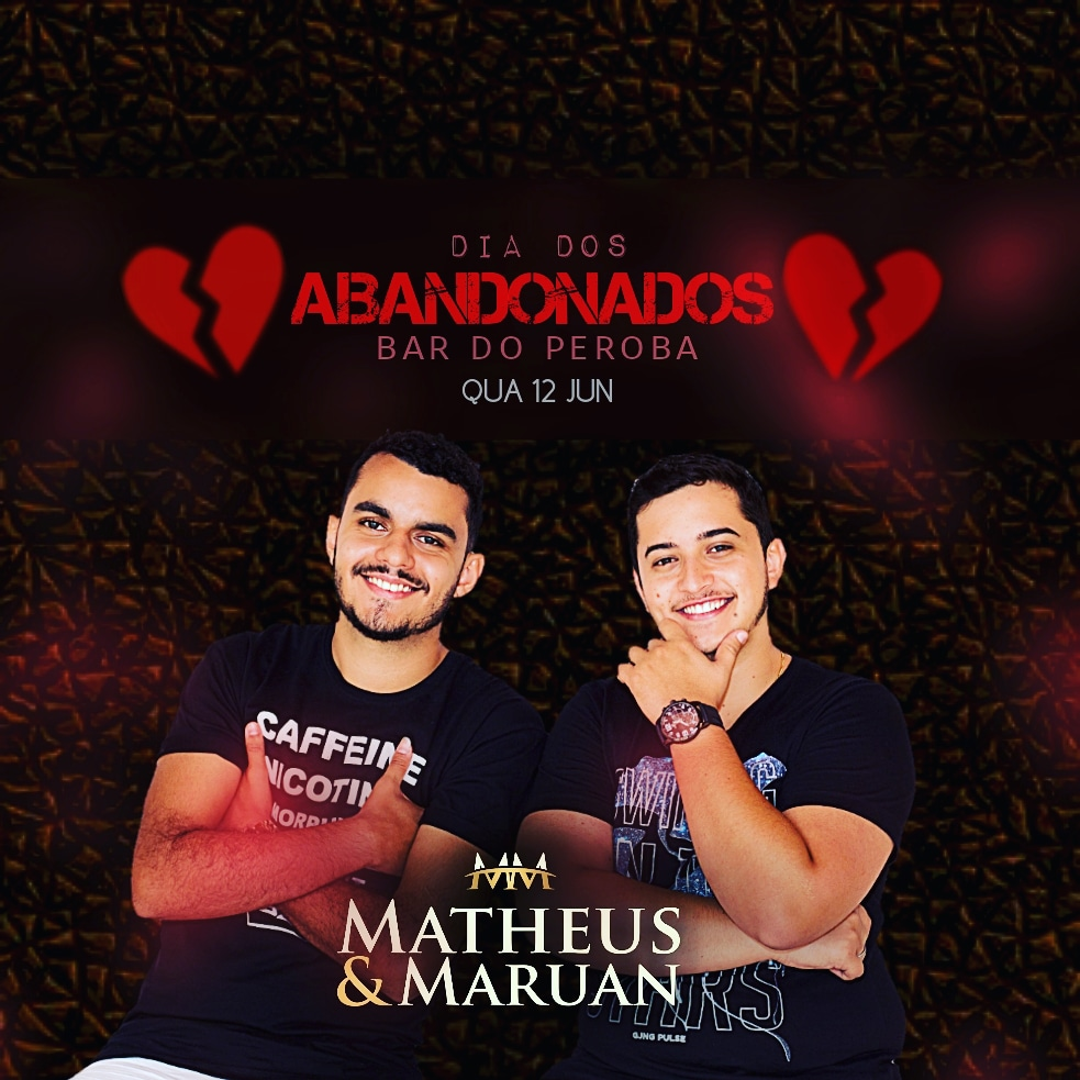 Bar do Peroba - Dia Dos Abandonados - Matheus e Maruan
