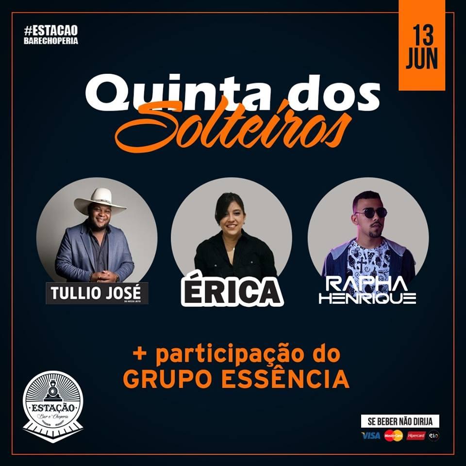 Estação Bar e Choperia - Quinta dos Solteiros / São Sebastião Do Paraíso-MG