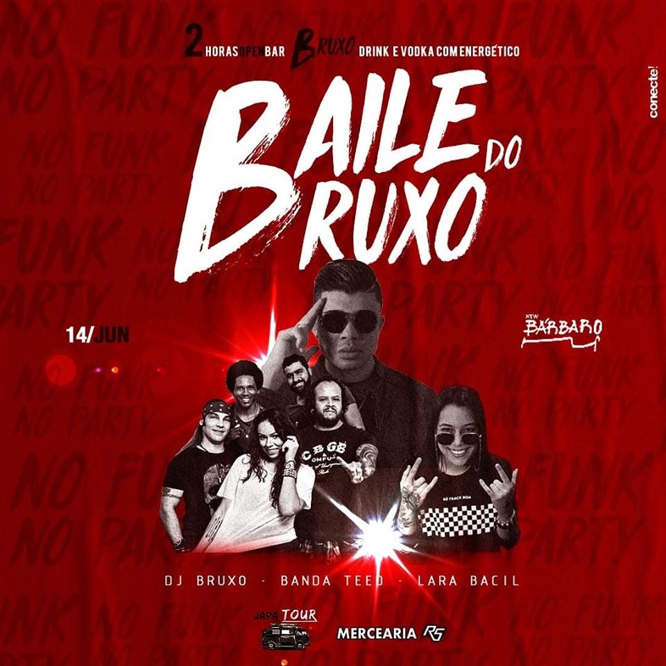 New Bárbaro - Baile do Bruxo