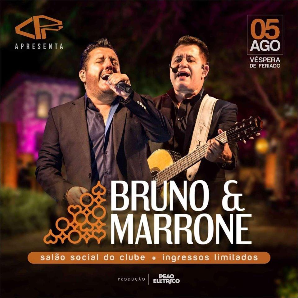 Clube CPN - Bruno e Marrone Passos MG