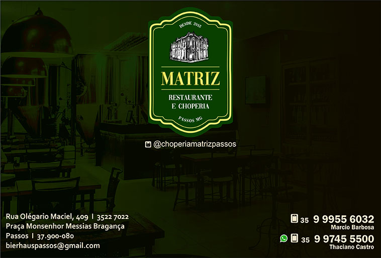 Choperia e Restaurante Matriz