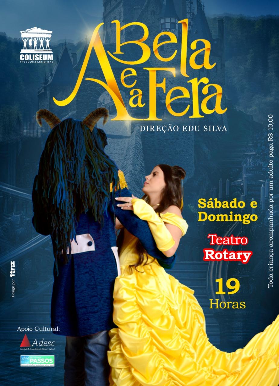 Teatro Rotary - A Bela e a Fera