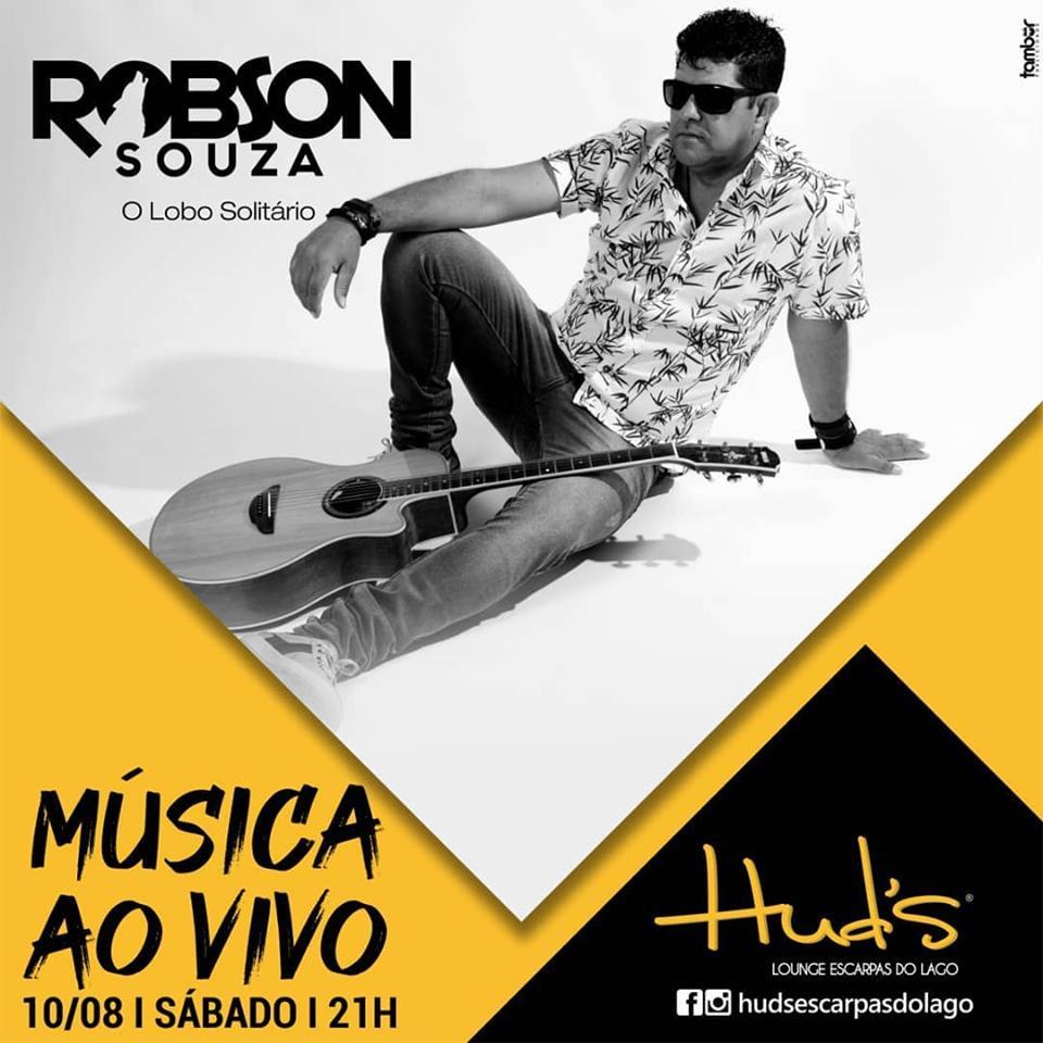Hud's Escarpas do Lago - Robson Souza / Capitólio MG