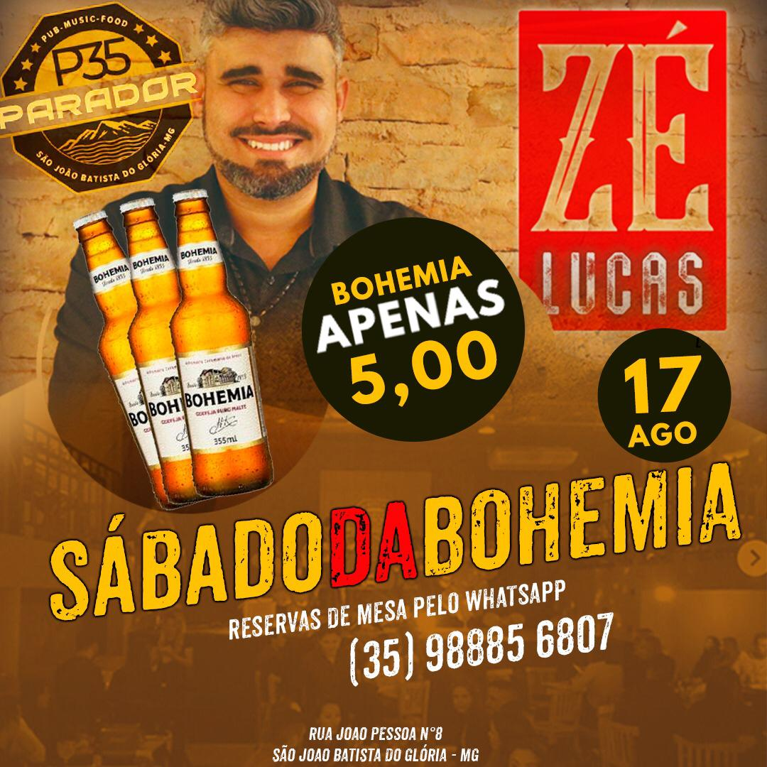 Parador 35 - Zé Lucas - São João Batista do Glória-MG