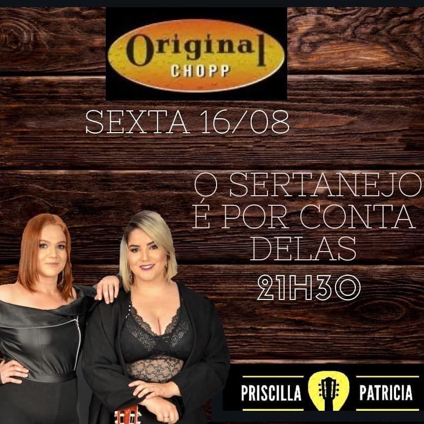Original Chopp - Priscilla e Patrícia / São Sebastião do Paraíso MG