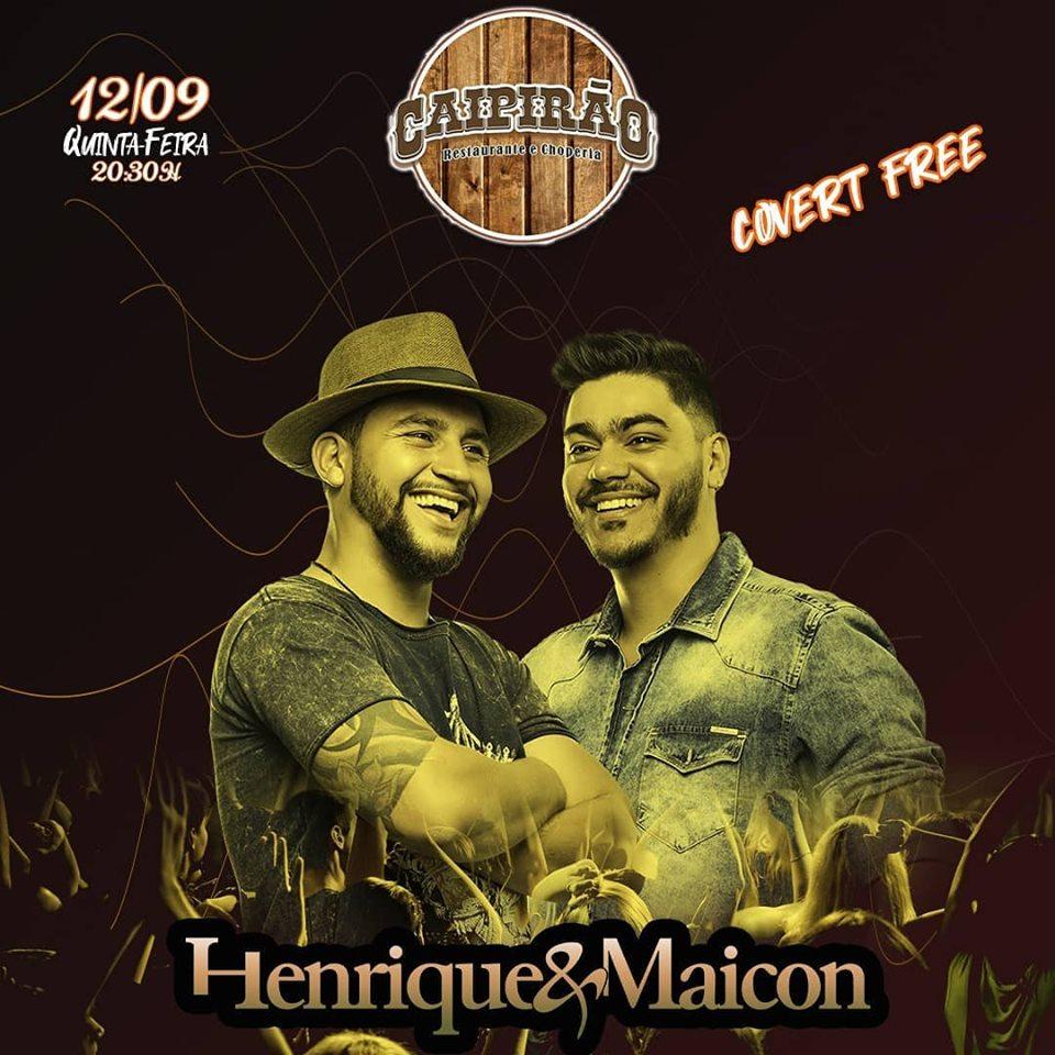 Caipirão - Henrique e Maicon