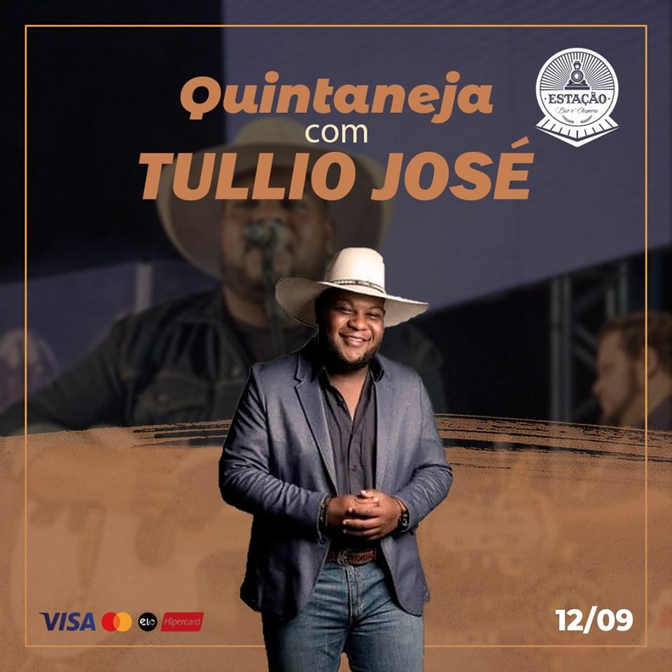 Estação Bar e Choperia - Tullio José / São Sebastião Do Paraíso-MG