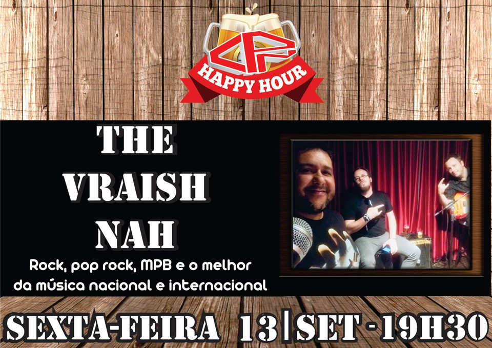Clube CPN - The Vraish Nah