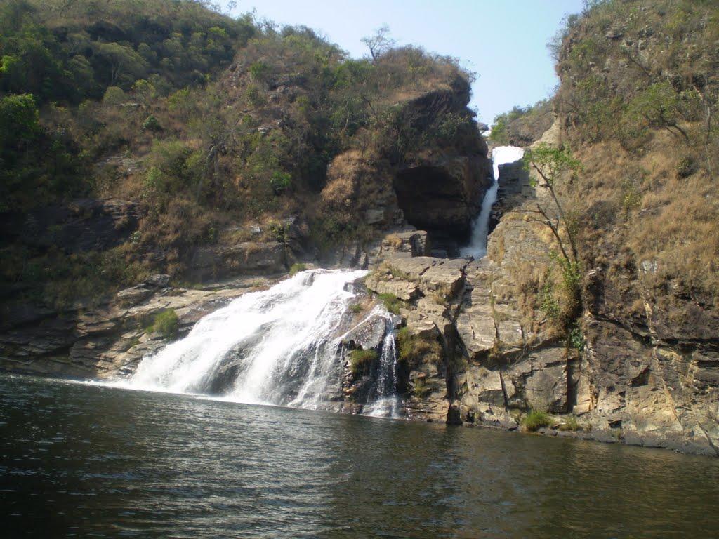 Guia de Cachoeiras - São João Batista do Glória MG.