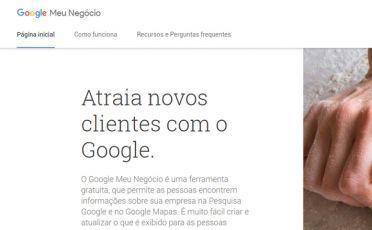 A sua empresa ainda não está no Google?